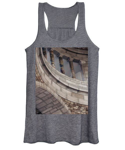 Capitol Curves Women's Tank Top