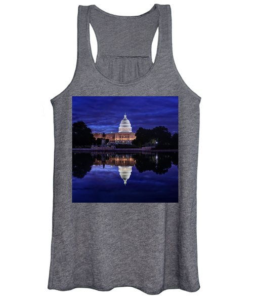 Capitol Morning Women's Tank Top
