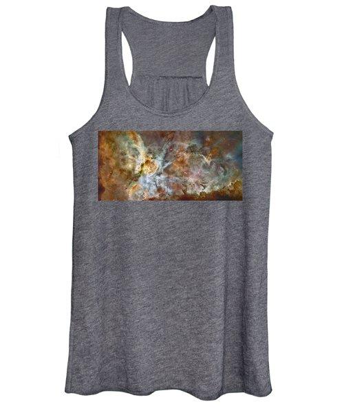 Carinae Nebula Women's Tank Top
