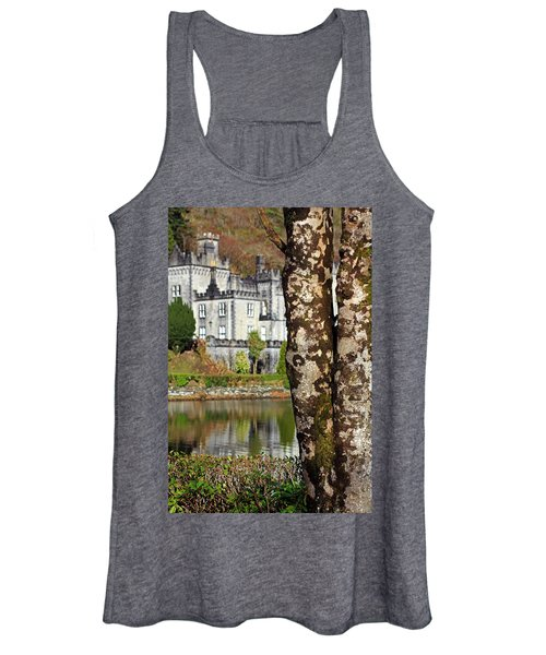 Castle Behind The Trees Women's Tank Top