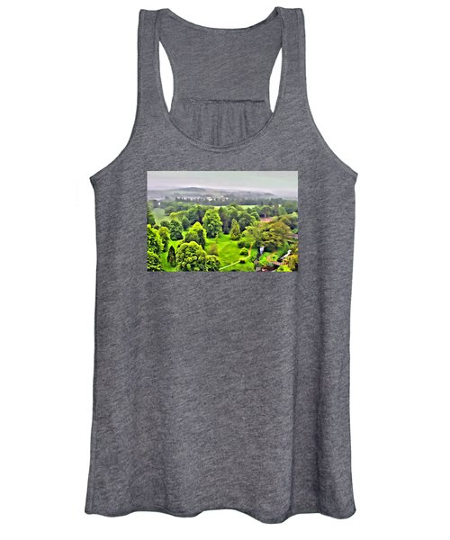 View From The Castle Women's Tank Top