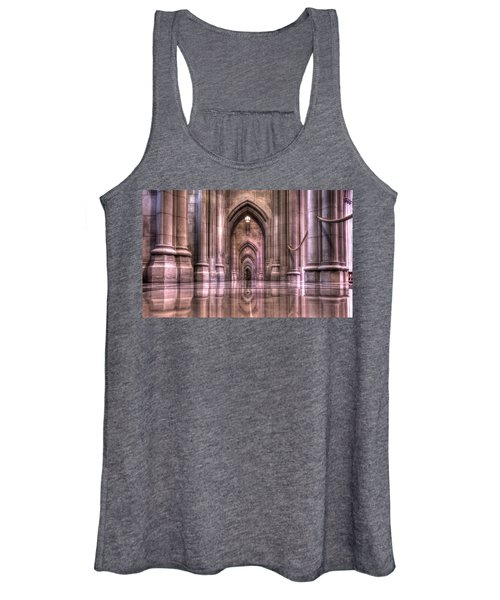 Cathedral Reflections Women's Tank Top