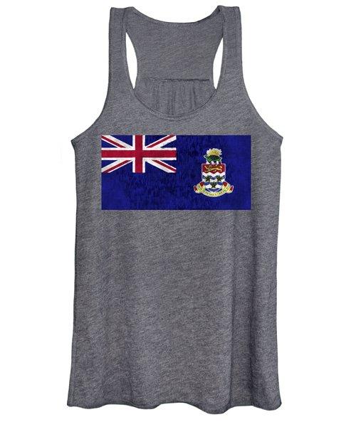 Cayman Islands Flag Women's Tank Top