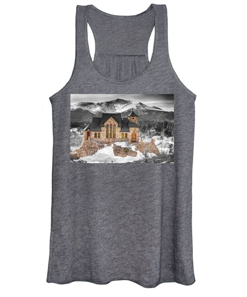 Chapel On The Rock Bwsc Women's Tank Top
