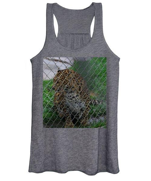 Christmas Leopard I Women's Tank Top