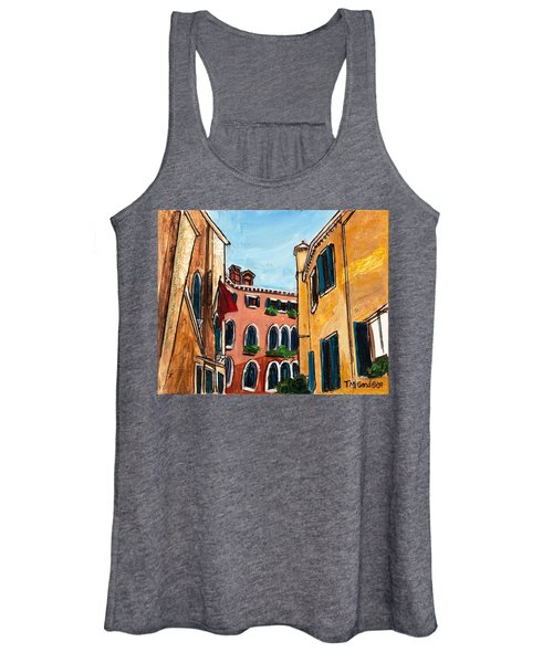 Close Quarters Women's Tank Top