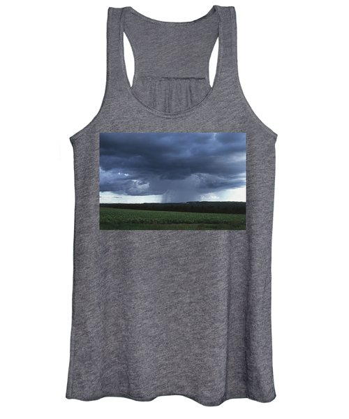 Cloudburst Women's Tank Top