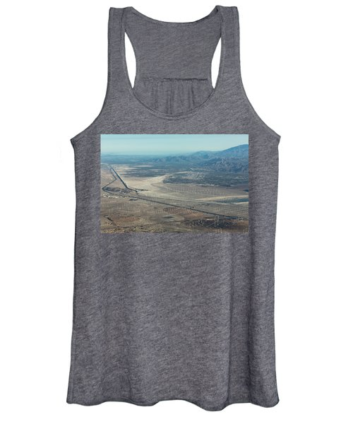 Coachella Valley Women's Tank Top