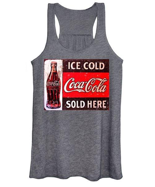 Coke Women's Tank Top