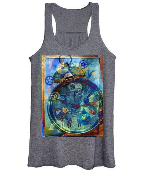 Color Time Women's Tank Top