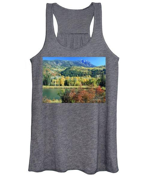 Colorado Colors Women's Tank Top