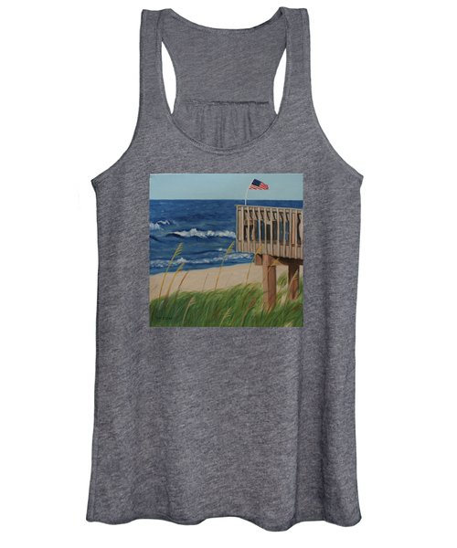 Colors On The Breeze Women's Tank Top