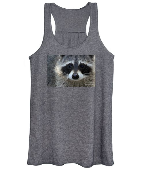 Common Raccoon Women's Tank Top