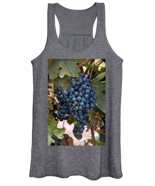 Concord Grapes Women's Tank Top