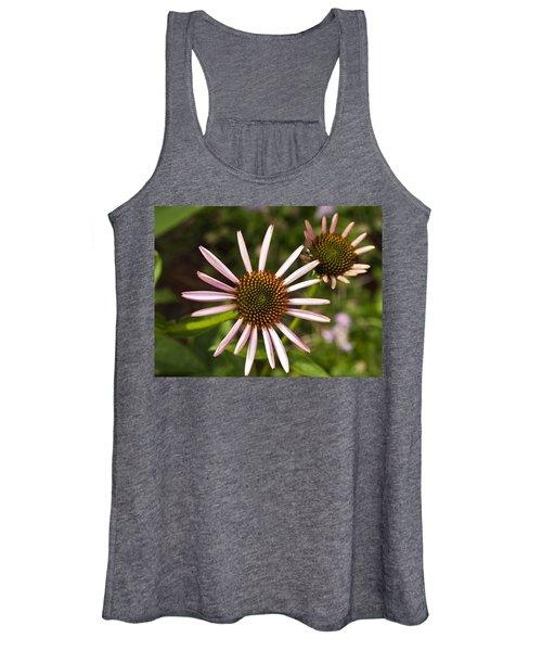 Cone Flower - 1 Women's Tank Top