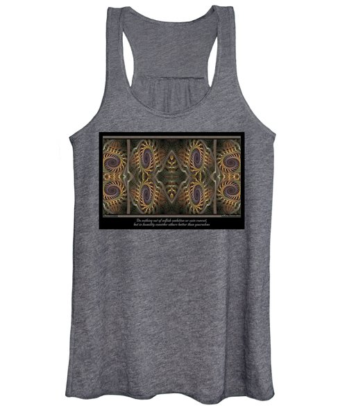 Consider Others Women's Tank Top