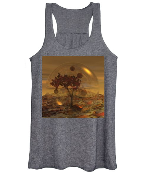 Copper Terrarium Women's Tank Top