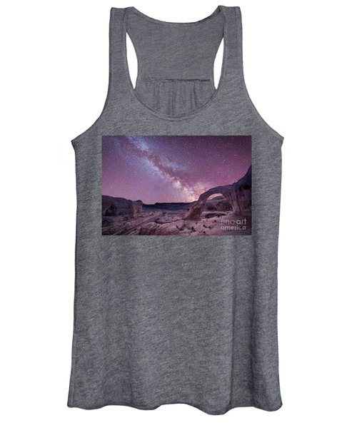Corona Arch Milky Way Women's Tank Top