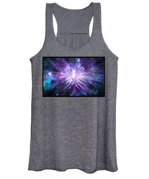 Cosmic Heart Of The Universe Women's Tank Top