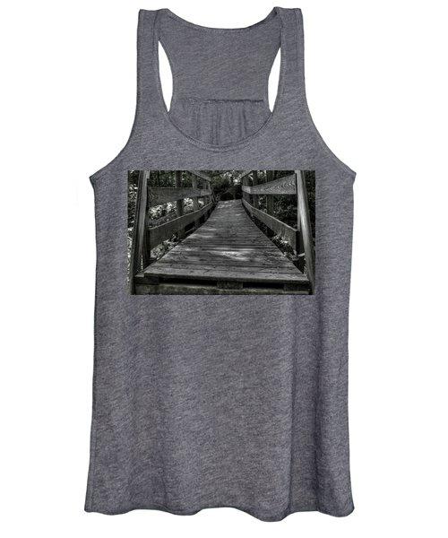 Crooked Bridge Women's Tank Top