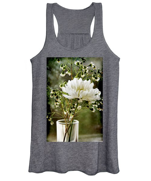 Daisy Mum  3 Women's Tank Top