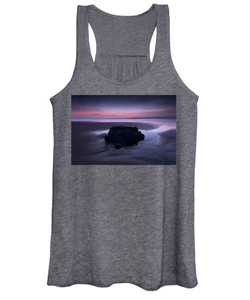 Day Fades To Night Women's Tank Top