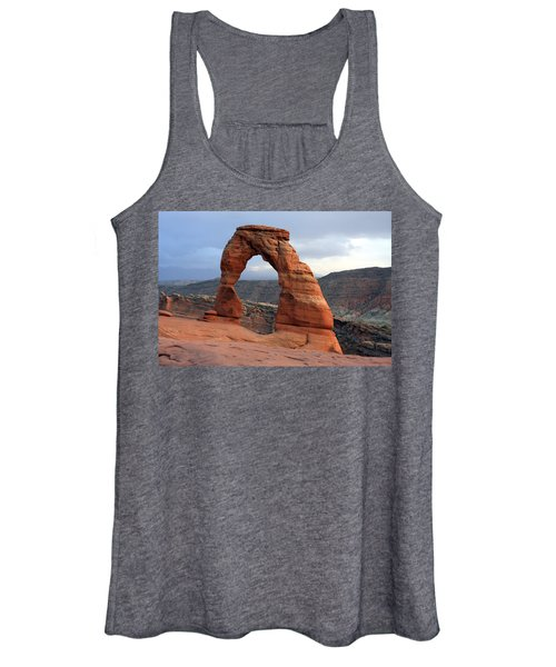 Delicate Arch - Arches National Park - Utah Women's Tank Top