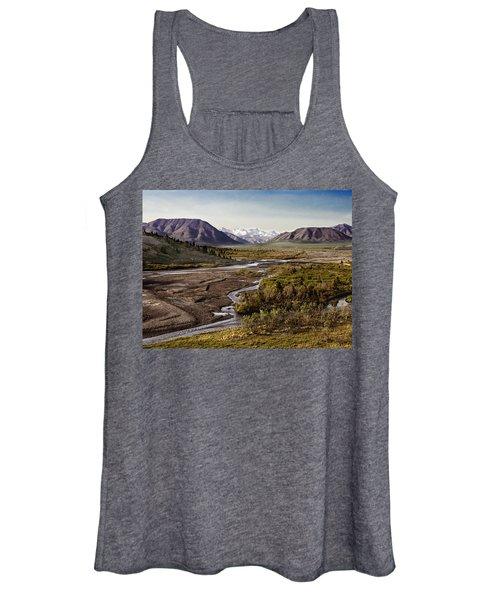 Denali Toklat River Women's Tank Top