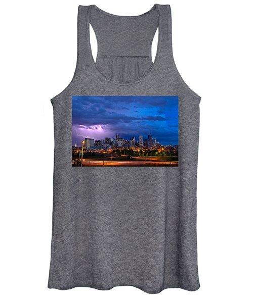 Denver Skyline Women's Tank Top