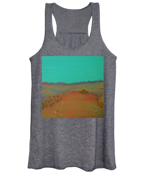 Desert Overlook Women's Tank Top