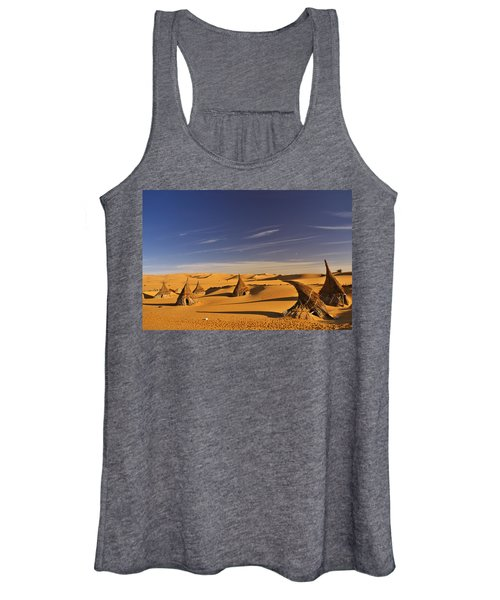 Desert Village Women's Tank Top