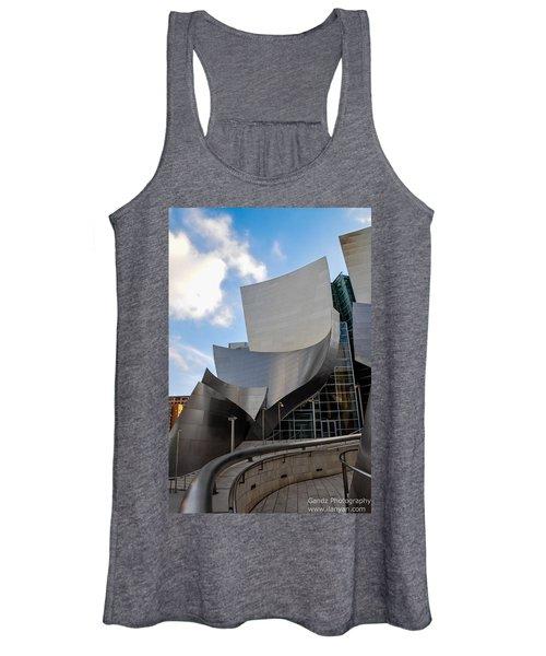 Disney Hall Women's Tank Top