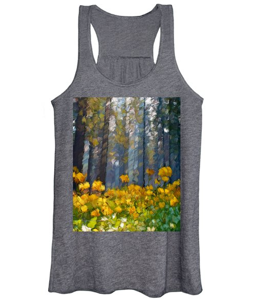 Distorted Dreams By Day Women's Tank Top
