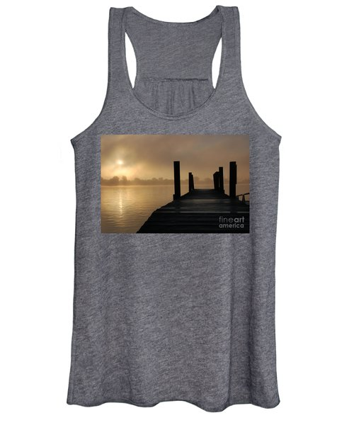Dockside And A Good Morning Women's Tank Top