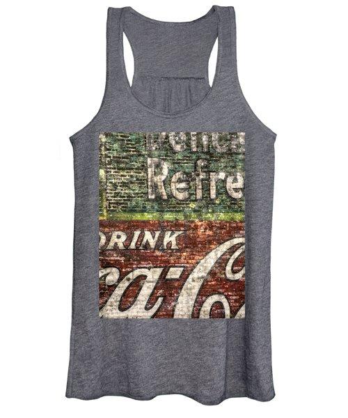 Drink Coca-cola 1 Women's Tank Top