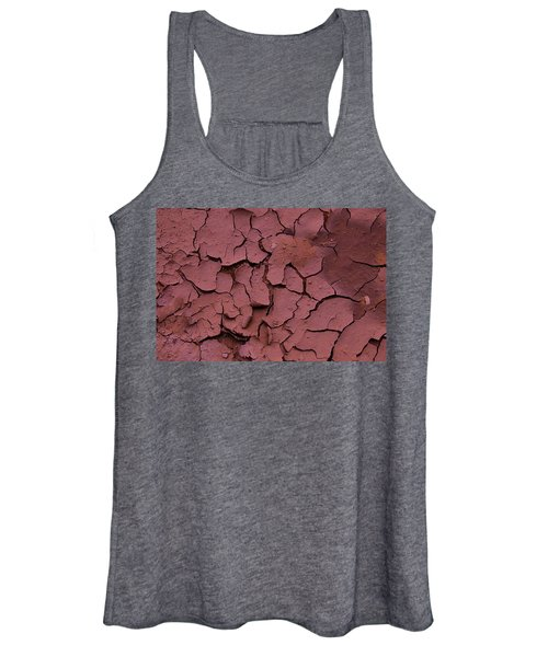 Dry Cracked Earth Women's Tank Top