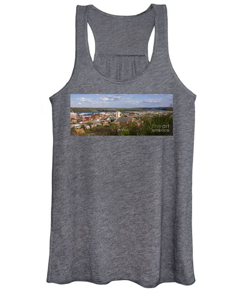 Dubuque Iowa Women's Tank Top