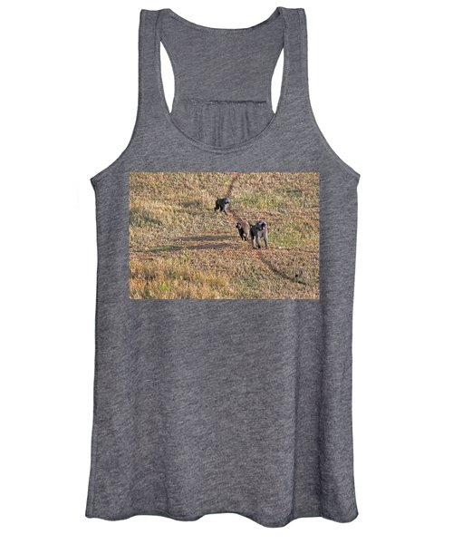 Early Morning Stroll Women's Tank Top