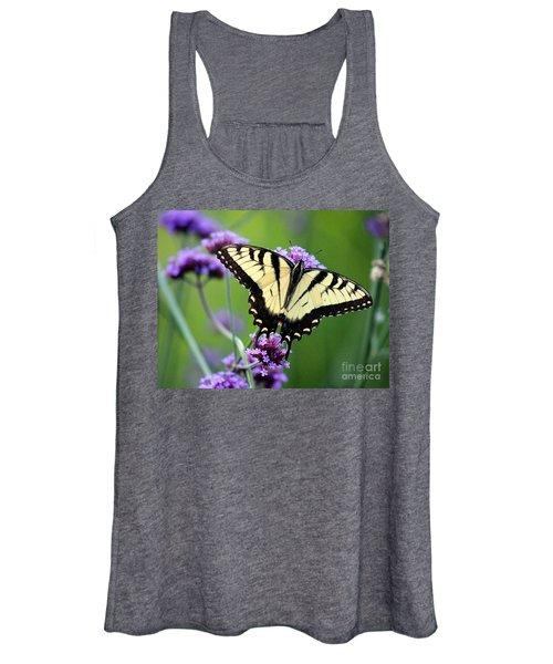 Eastern Tiger Swallowtail Butterfly 2014 Women's Tank Top
