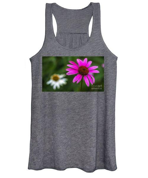 Echinacea Purpurea Women's Tank Top