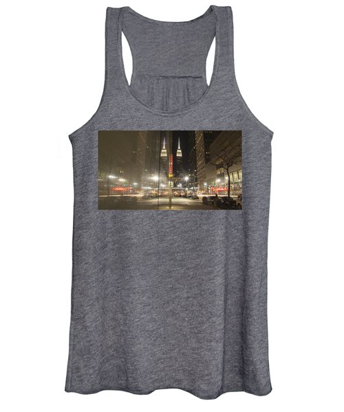 Empire Reflections Women's Tank Top