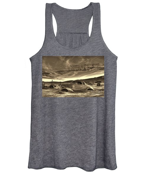 End Of The Road Women's Tank Top