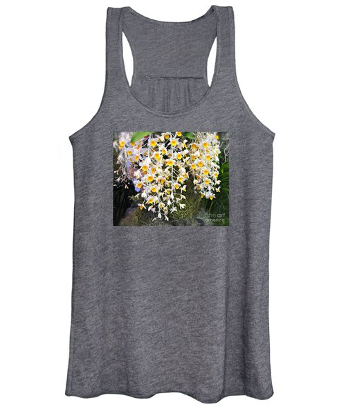 Exotic Aerides Women's Tank Top