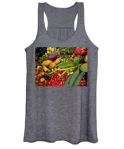 Exotic Fruits Women's Tank Top