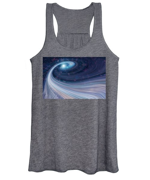 Fabric Of Space Women's Tank Top
