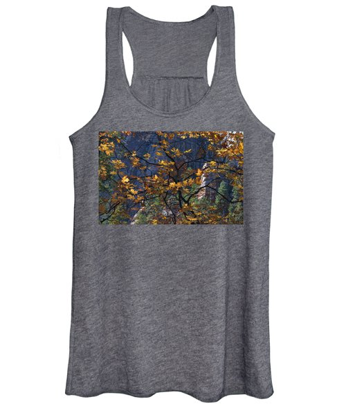 West Fork Tapestry Women's Tank Top