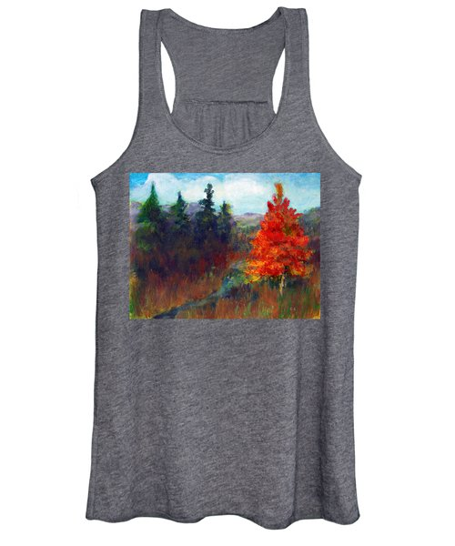 Fall Day Women's Tank Top
