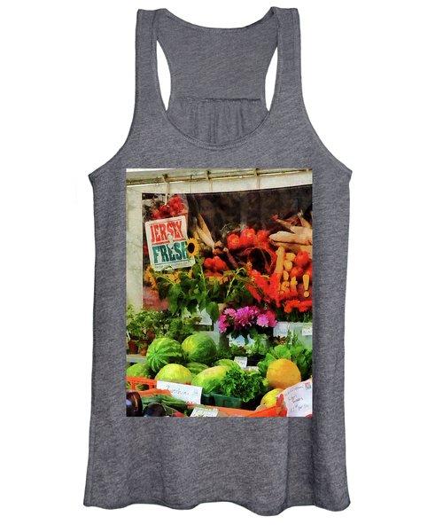 Farmer's Market Women's Tank Top