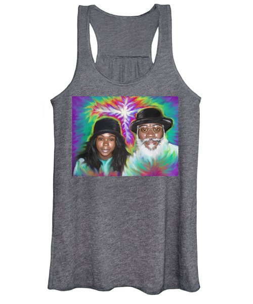 Father And Daughter Spirit Ministry  Women's Tank Top