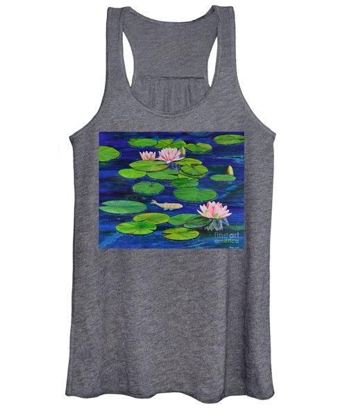 Tranquil Pond Women's Tank Top
